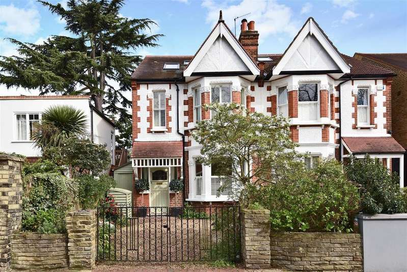 5 Bedrooms House for sale in Temple Sheen Road, London