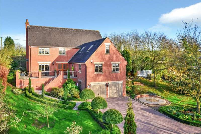 5 Bedrooms Detached House for sale in Main Street, Osgathorpe, Loughborough