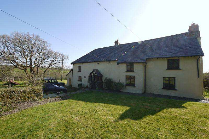 4 Bedrooms Equestrian Facility Character Property for sale in Clawton, Holsworthy