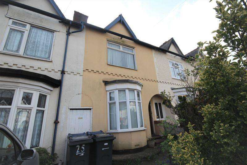 2 Bedrooms Terraced House for sale in Cityends are pleased to offer FOR SALE this 2 bedrooms terraced house in Bordesley Green, Birmingham.