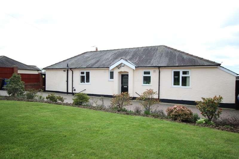 3 Bedrooms Detached Bungalow for sale in Longfield Lane, Ilkeston, DE7