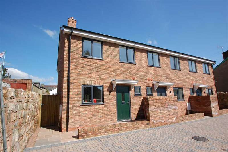 3 Bedrooms End Of Terrace House for sale in BARLEY CORN SQUARE, CINDERFORD