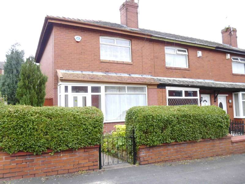 2 Bedrooms End Of Terrace House for rent in Stratford Avenue, Hathershaw, Oldham, OL8