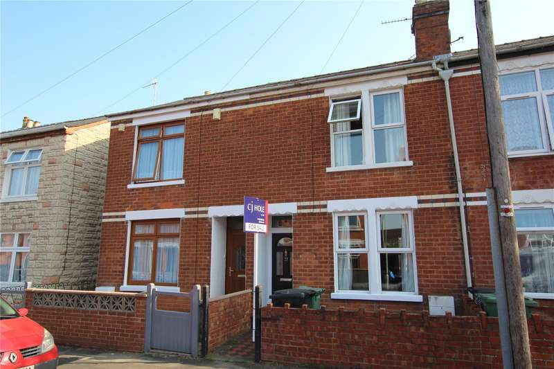 3 Bedrooms Terraced House for sale in Clevedon Road Gloucester GL1