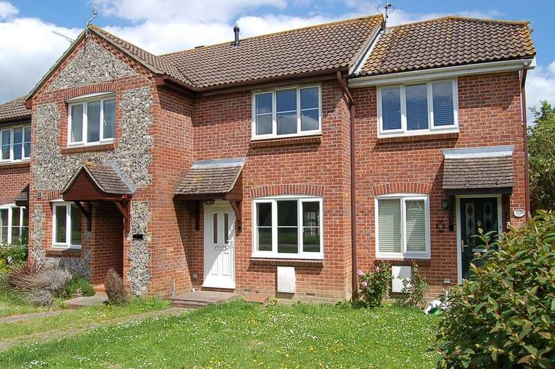 2 Bedrooms Terraced House for sale in Howard Avenue, Burgess Hill RH15