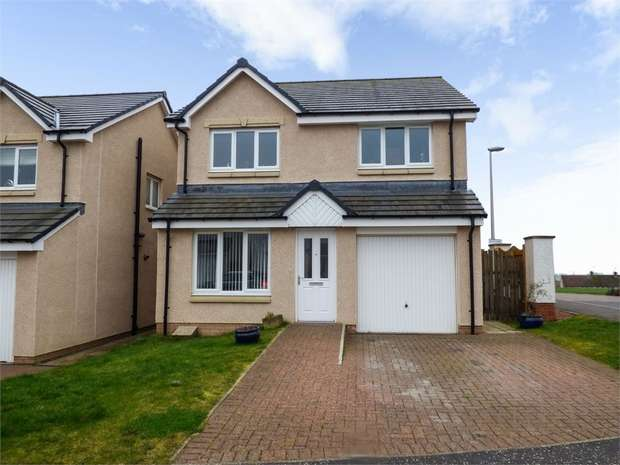 4 Bedrooms Detached House for sale in South Quarry Avenue, Gorebridge, Midlothian