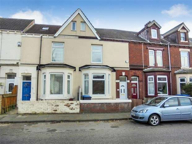 4 Bedrooms Terraced House for sale in Westbourne Grove, North Ormesby, Middlesbrough, North Yorkshire