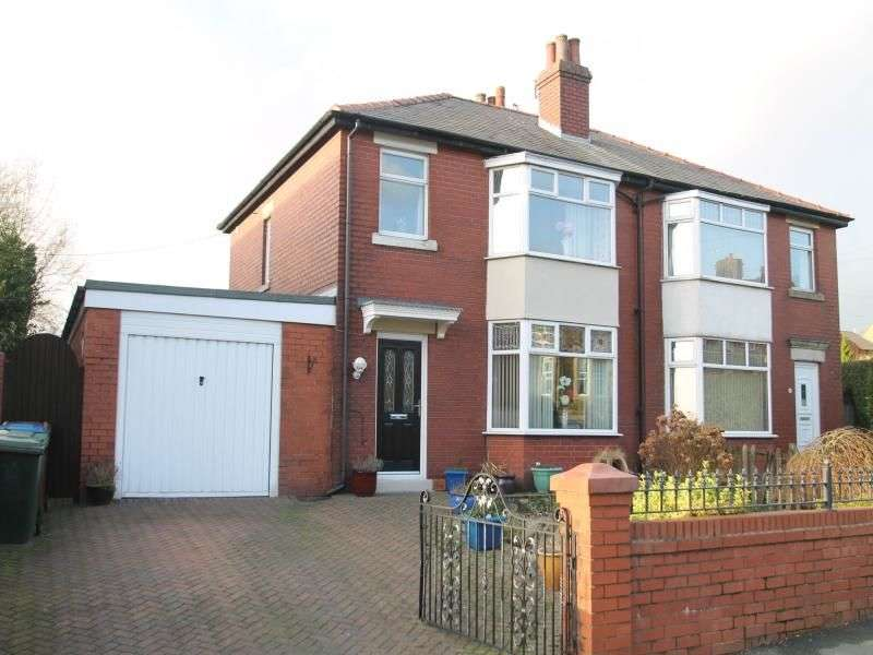 3 Bedrooms Semi Detached House for sale in Bolton Road North, Ramsbottom, Bury, BL0