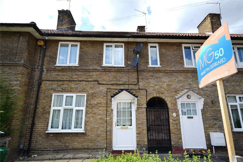 3 Bedrooms Terraced House for sale in Teynton Terrace, Tower Gardens, London, N17