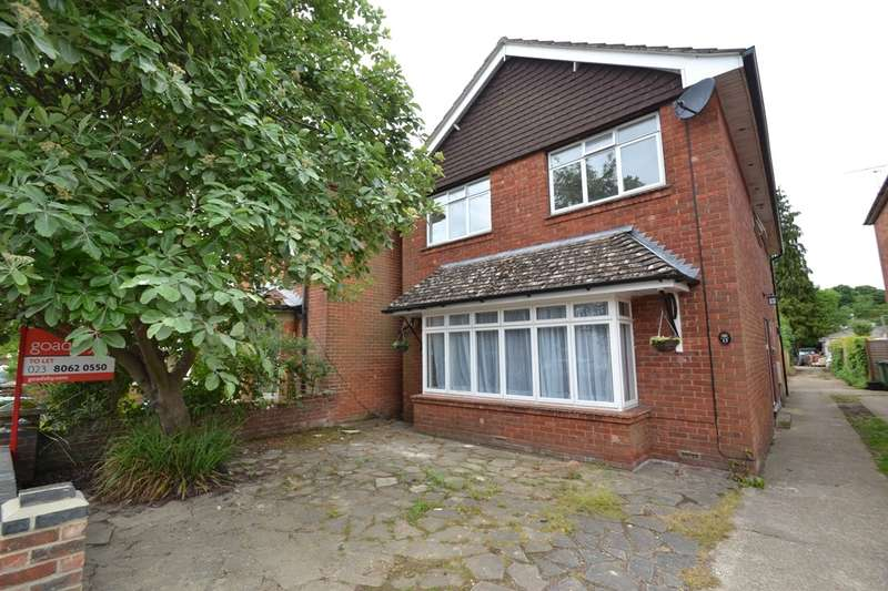 4 Bedrooms Detached House for rent in Eastleigh