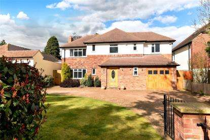 5 Bedrooms Detached House for sale in Berens Way, Chislehurst