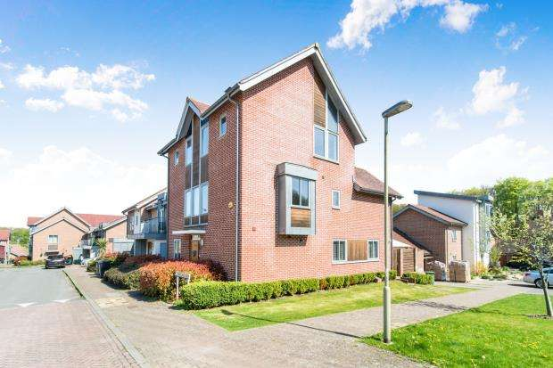 5 Bedrooms End Of Terrace House for sale in Basingstoke, Hampshire, .