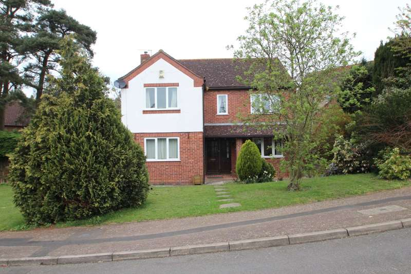 4 Bedrooms Detached House for sale in Mallard Close, Brundall