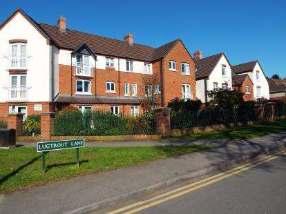 1 Bedroom Flat for sale in Orchard Courd, 15 Lugtrout Lane, Solihull, West Midlands