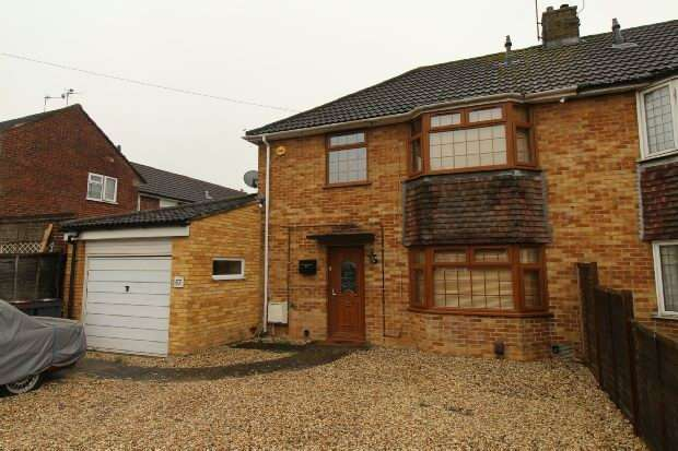 3 Bedrooms Semi Detached House for sale in Ambrook Road, Reading
