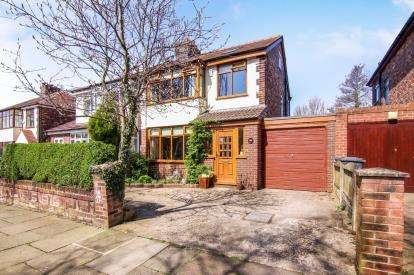 4 Bedrooms Semi Detached House for sale in Rosslyn Avenue, Maghull, Liverpool, Merseyside, L31