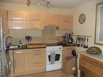 1 Bedroom Flat for sale in Kinnerton Way, Exeter, Devon