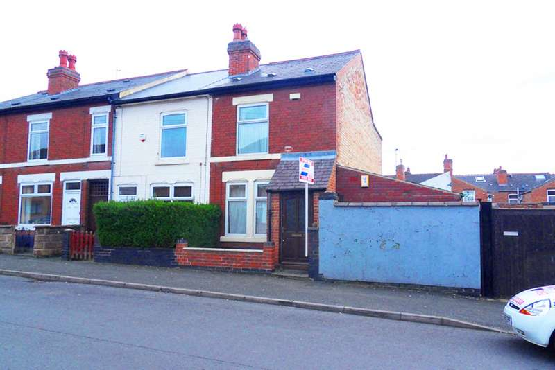 3 Bedrooms End Of Terrace House for sale in Vincent St, Cavendish
