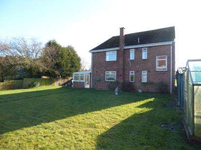 3 Bedrooms Detached House for sale in Lancaster Green, Hemswell Cliff, Gainsborough, .