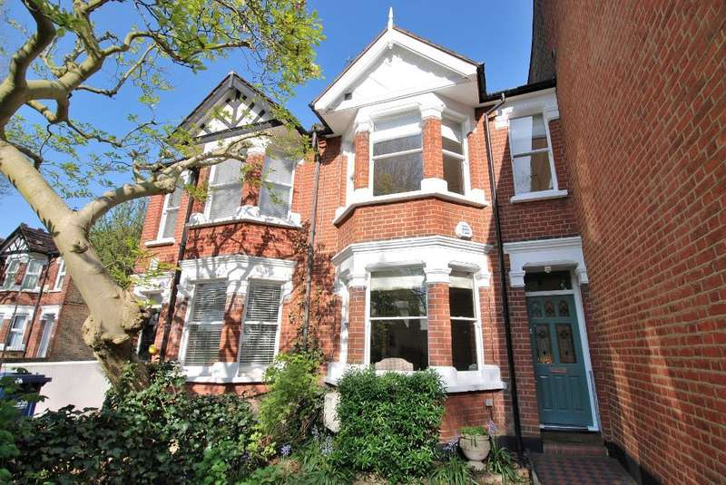 3 Bedrooms Terraced House for sale in Drayton Green, Ealing, London, W13 0JE
