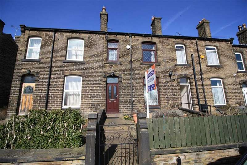 3 Bedrooms Terraced House for sale in Birch Road, Berry Brow, Hudderfield