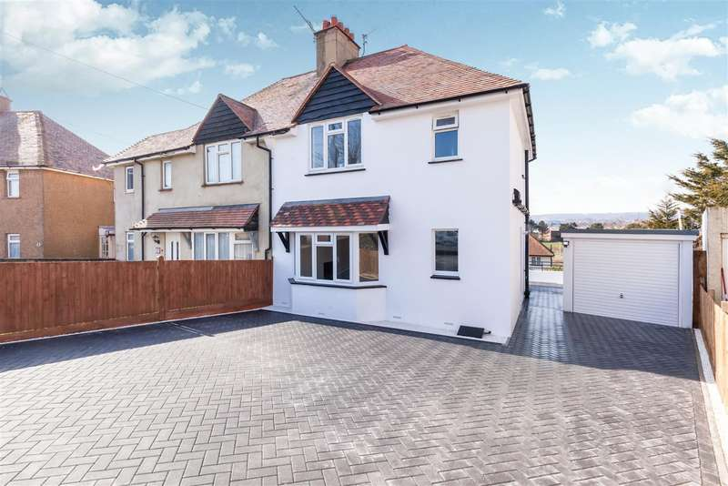 3 Bedrooms Semi Detached House for sale in The Circus, Eastbourne