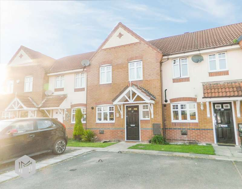 3 Bedrooms Town House for sale in Blackberry Drive, Hindley, Wigan, WN2