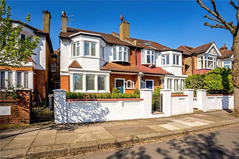 5 Bedrooms House for sale in Amherst Avenue, Ealing, W13