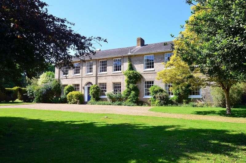 14 Bedrooms Detached House for sale in Tattingstone, Ipswich, IP9 2NE