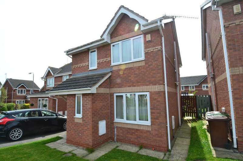3 Bedrooms Detached House for sale in The Leys, South Kirkby