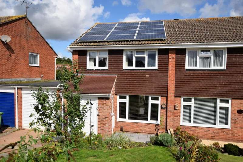 3 Bedrooms House for sale in Burrator Drive, Exwick, EX4