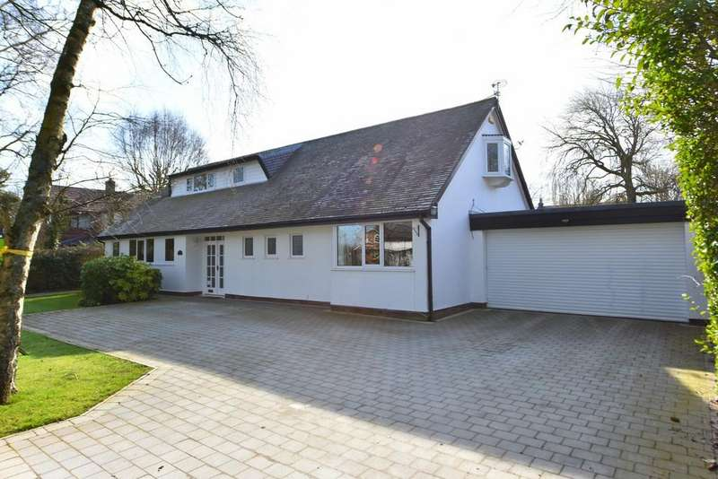 4 Bedrooms Detached House for sale in Greenways, Tarleton