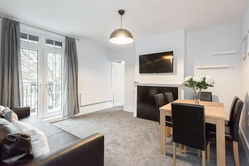 4 Bedrooms Flat for rent in Copenhagen Street, Angel, N1