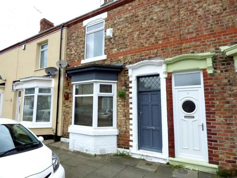 2 Bedrooms Terraced House for sale in Buckingham Road, Stockton-On-Tees, TS18