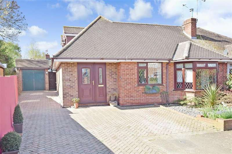 3 Bedrooms Bungalow for sale in Roseleigh Road, Sittingbourne, Kent