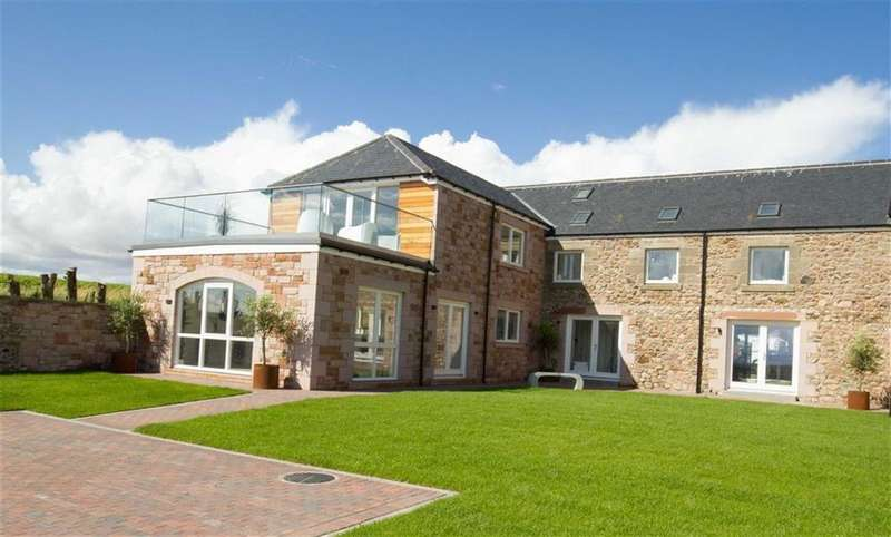 5 Bedrooms End Of Terrace House for sale in Unit 4, Halidon Hill, Berwick Upon Tweed, TD15