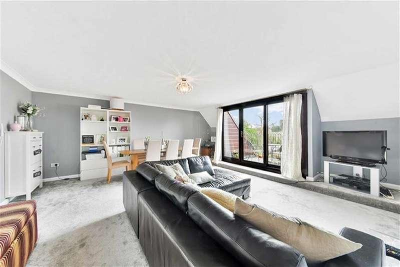 2 Bedrooms Flat for sale in Mulgrave Road, Sutton