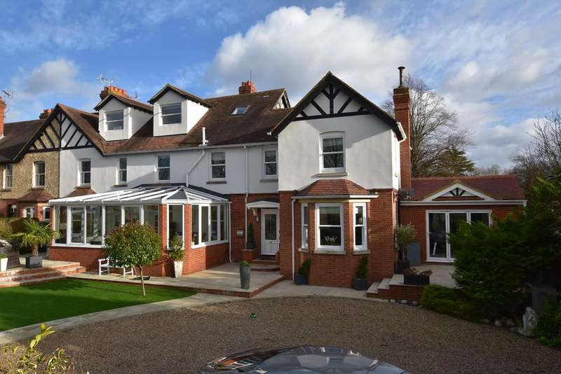 4 Bedrooms House for sale in MAIDENHEAD COURT PARK, MAIDENHEAD SL6