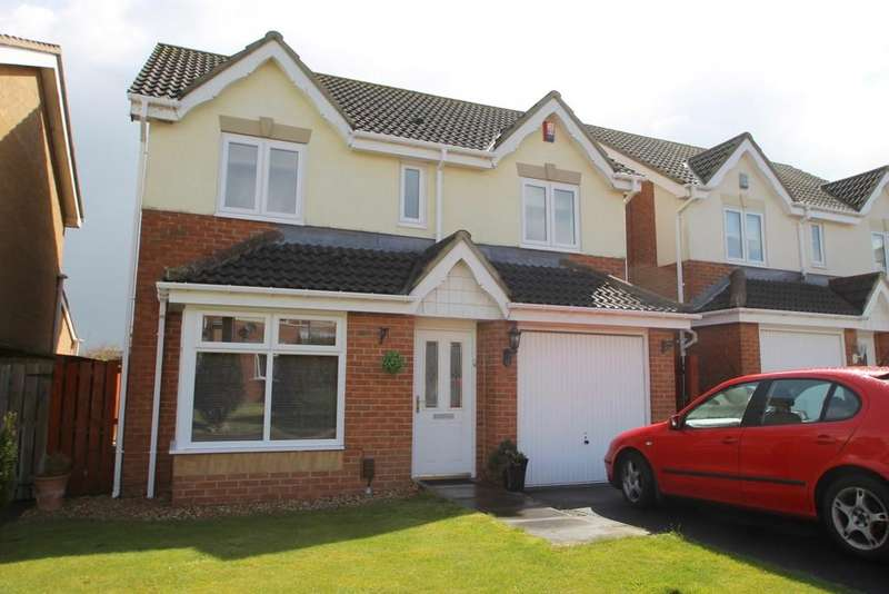 3 Bedrooms Detached House for sale in Bluebell Close, Sheriff Hill