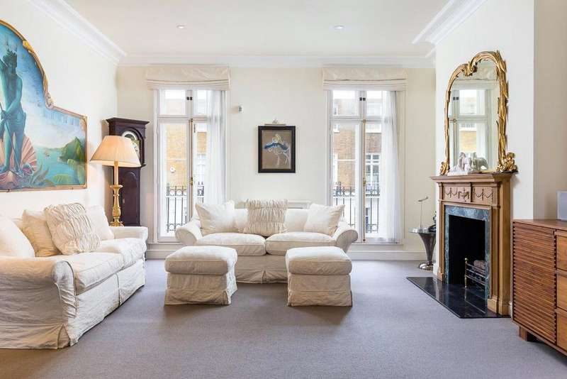4 Bedrooms House for sale in Sydney Street, Chelsea, SW3
