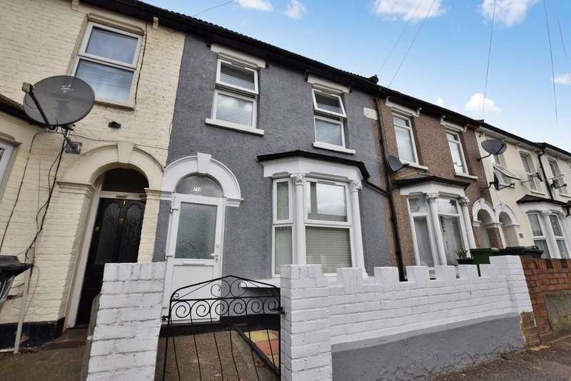 2 Bedrooms Terraced House for sale in Queens Road, Walthamstow