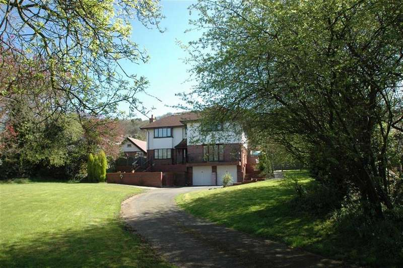 4 Bedrooms Detached House for sale in Chester Road, Helsby