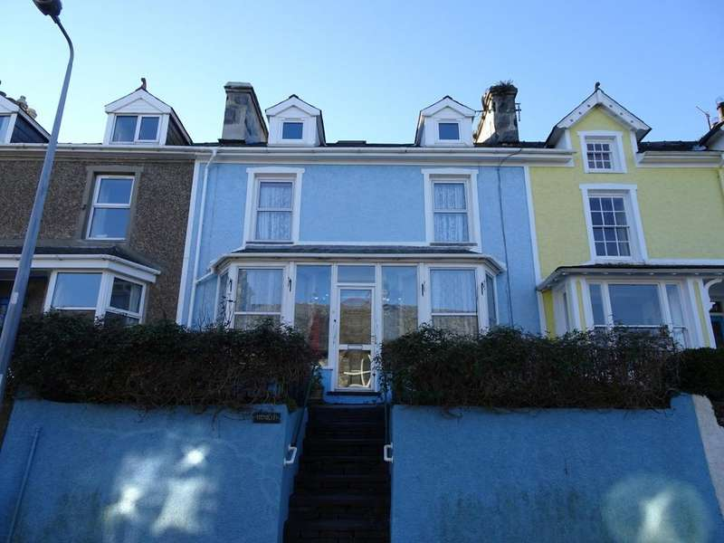 3 Bedrooms Terraced House for sale in 3 Amanda Terrace, Borth y Gest LL49