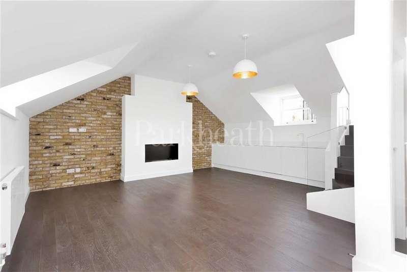 2 Bedrooms Flat for sale in South Hill Park, Belsize Park, London