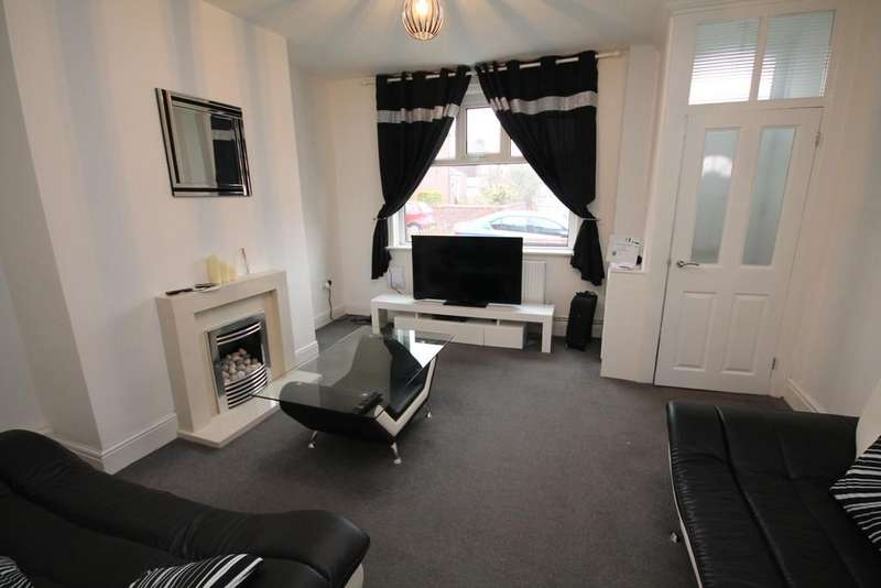 2 Bedrooms Terraced House for sale in Winifred Street, Passmonds