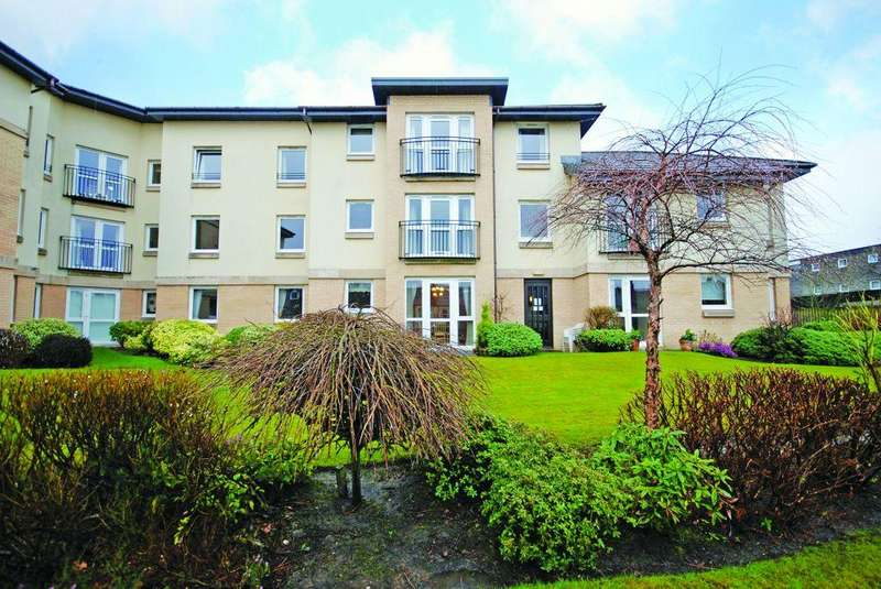 2 Bedrooms Retirement Property for sale in Flat 8, Riverton Court, 180 Riverford Road, Newlands, Glasgow, G43 2DE