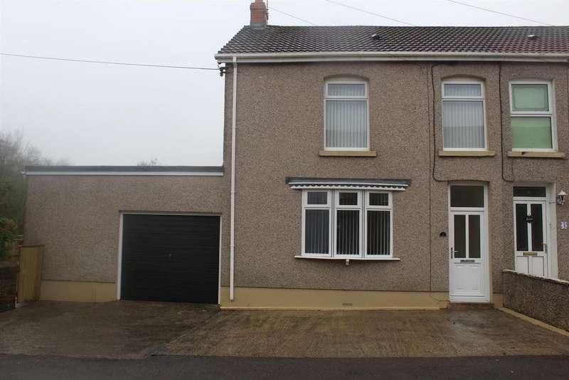 4 Bedrooms Terraced House for sale in Mill Terrace, Pantyffynnon, Ammanford