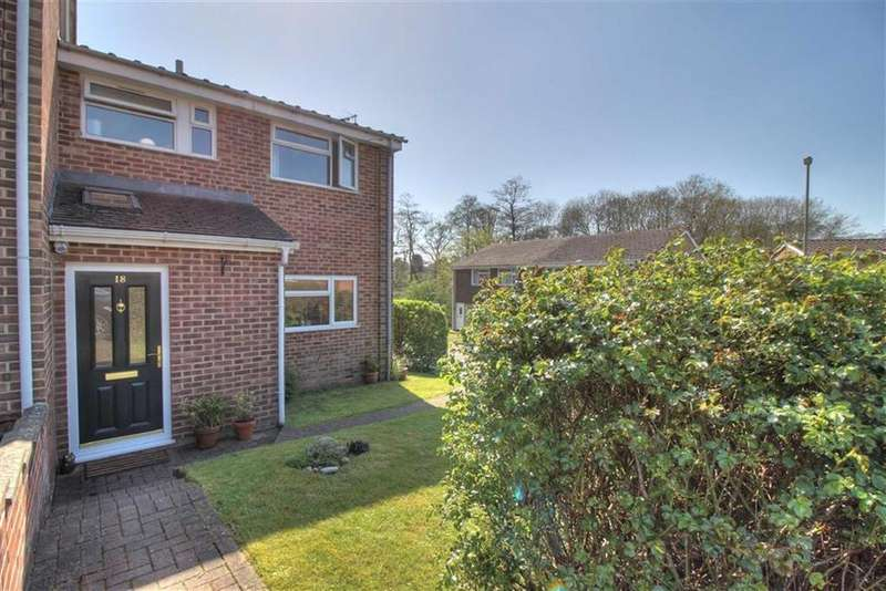 3 Bedrooms End Of Terrace House for sale in Cherwell Gardens, Chandlers Ford, Hampshire