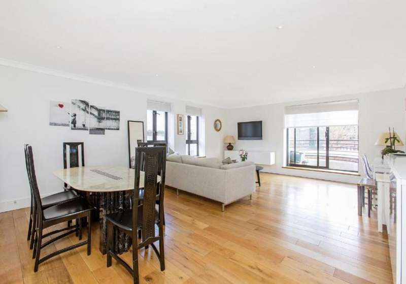 2 Bedrooms Apartment Flat for sale in Pembroke Road, Kensington, London