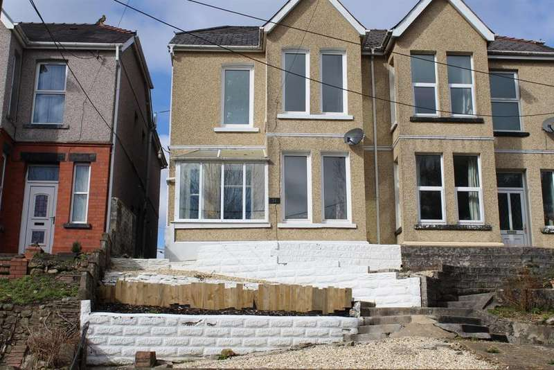 3 Bedrooms Semi Detached House for sale in New Road, Ammanford
